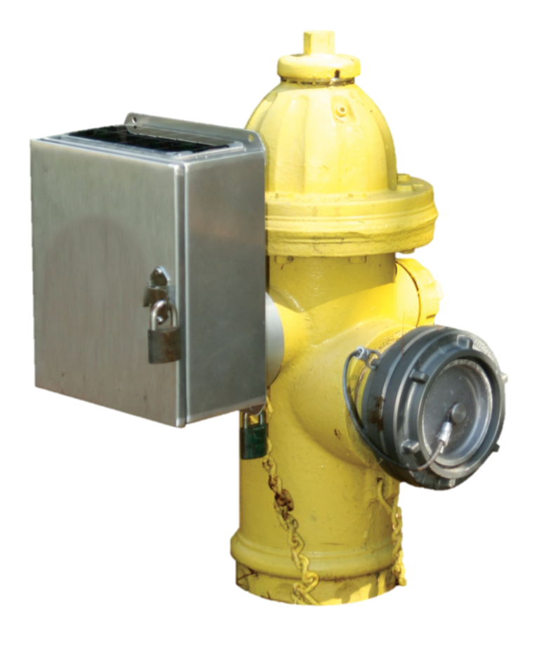 Hydrant Yellow Clear